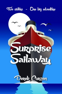 Surprise Sailaway by Derek Curzon - launching 24th November 2015 London