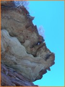Rock Abstract, Kalbarri National Park, Western Australia - What do you see?