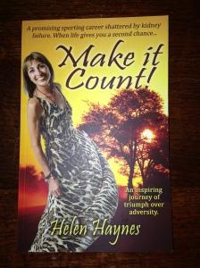 """Helen Haynes """"Make it Count!"""""""