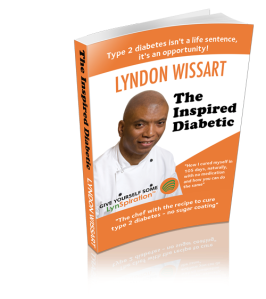 Lyndon Wissart's 'The Inspired Diabetic' book launch January 2017